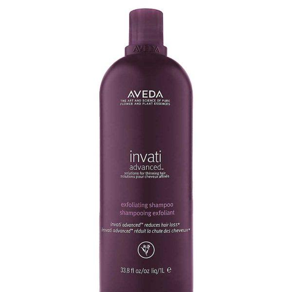 INVATI ADVANCED™ 头皮净化洗发水