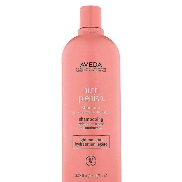 NUTRIPLENISH™ 長效營養補濕洗髮水 - 輕柔配方